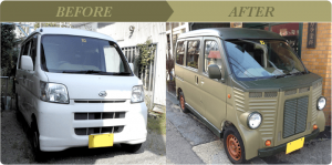 takara塗料 車