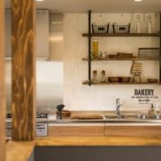 リノベーション 中古戸建て キッチン 大阪