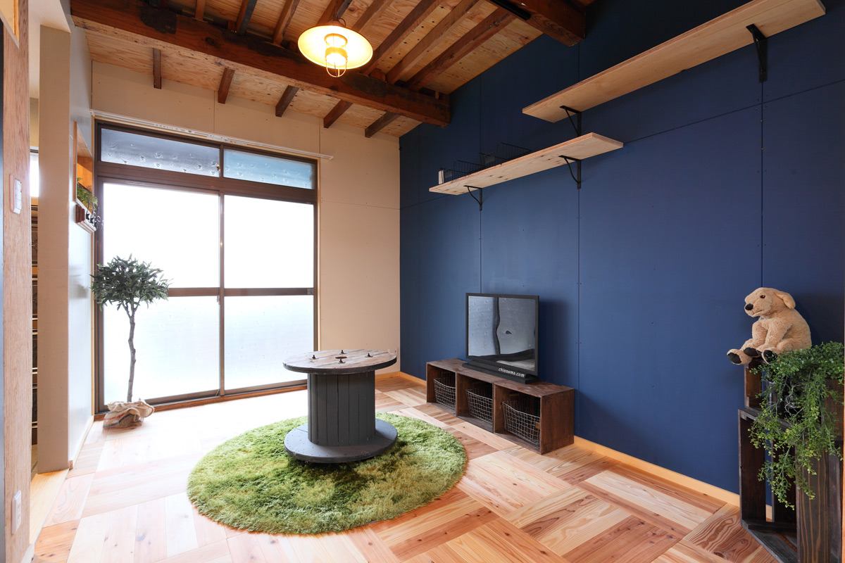 賃貸物件 不動産 空き家対策 戸建て 中古住宅 リフォーム リノベーション 大阪 DIY 木造 外観 モデルハウス 見学会